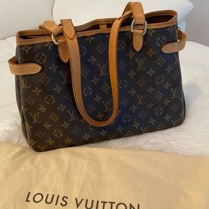 Louis Vuitton batignolle horizontal  bag
